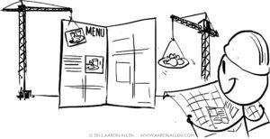 common restaurant menu mistakes item placement