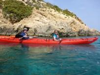 Kayaking Gozo to Comino