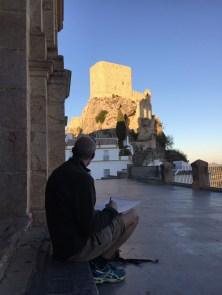 olvera-a-sketches-the-castle