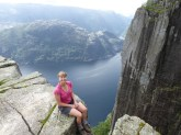 Pulpit Rock - (n with view)