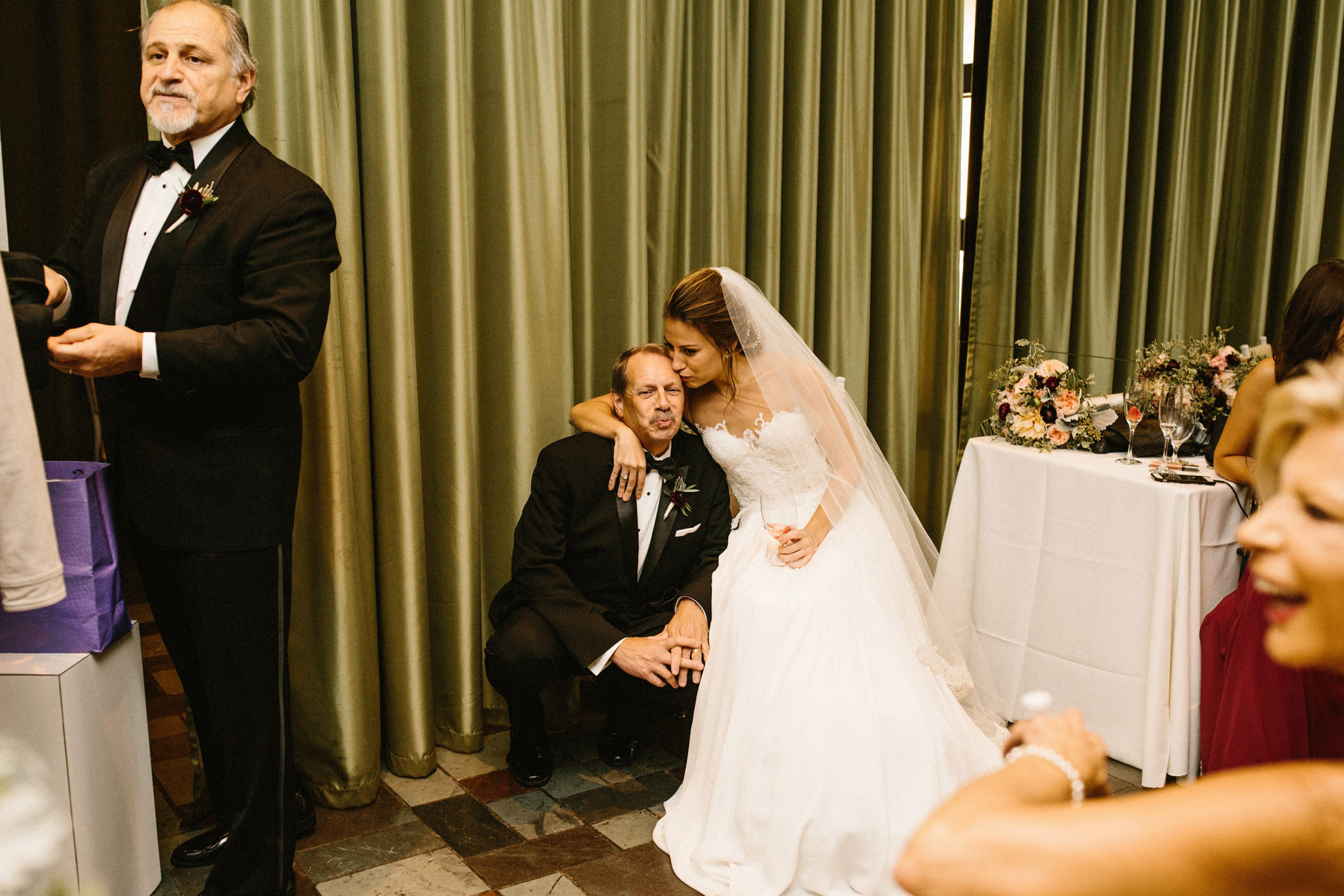 Jess + Mike | New York City Battery Gardens Wedding - Aaron ...