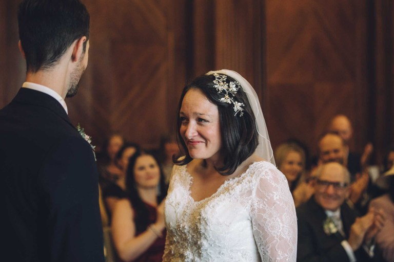 Town Hall Wedding Photographer
