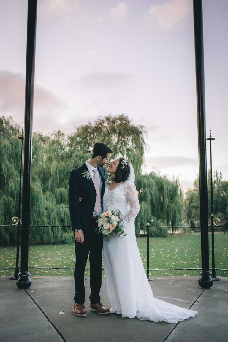 Regents Park Wedding Photos