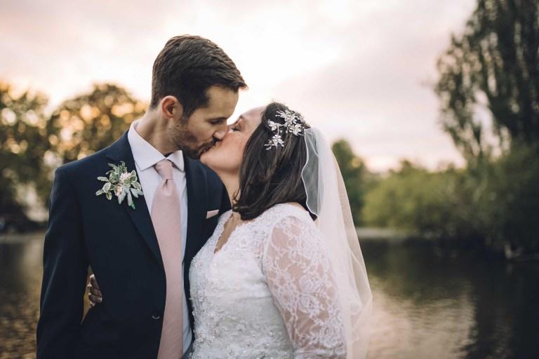Regents Park Wedding Photos