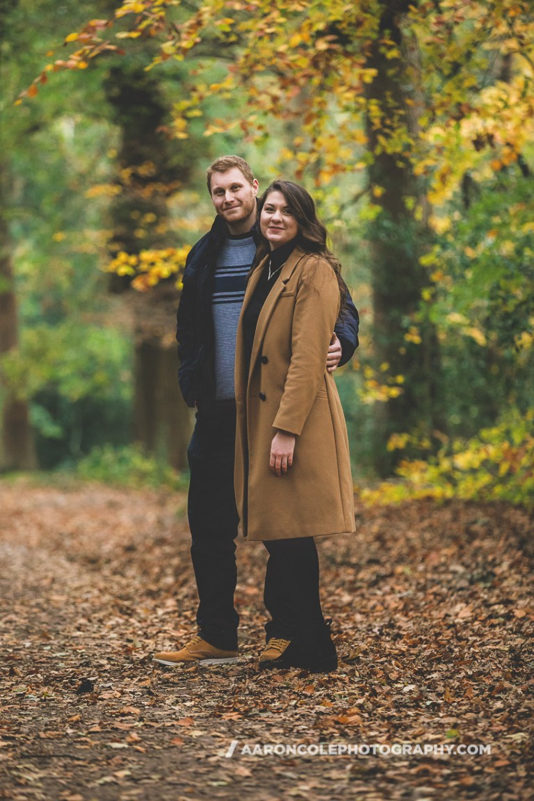 Lickey Hills Birmingham Engagement Photographer