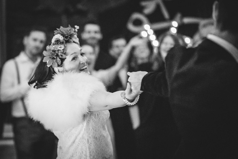Vintage Gloucestershire Wedding