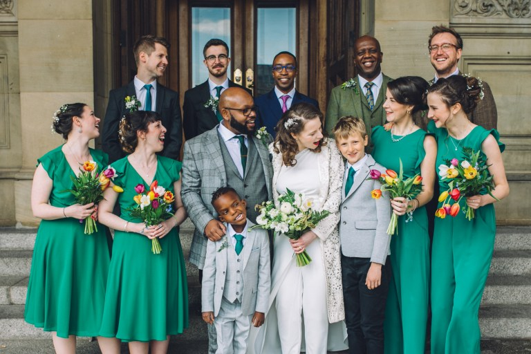 Birmingham Council House Wedding Photographer