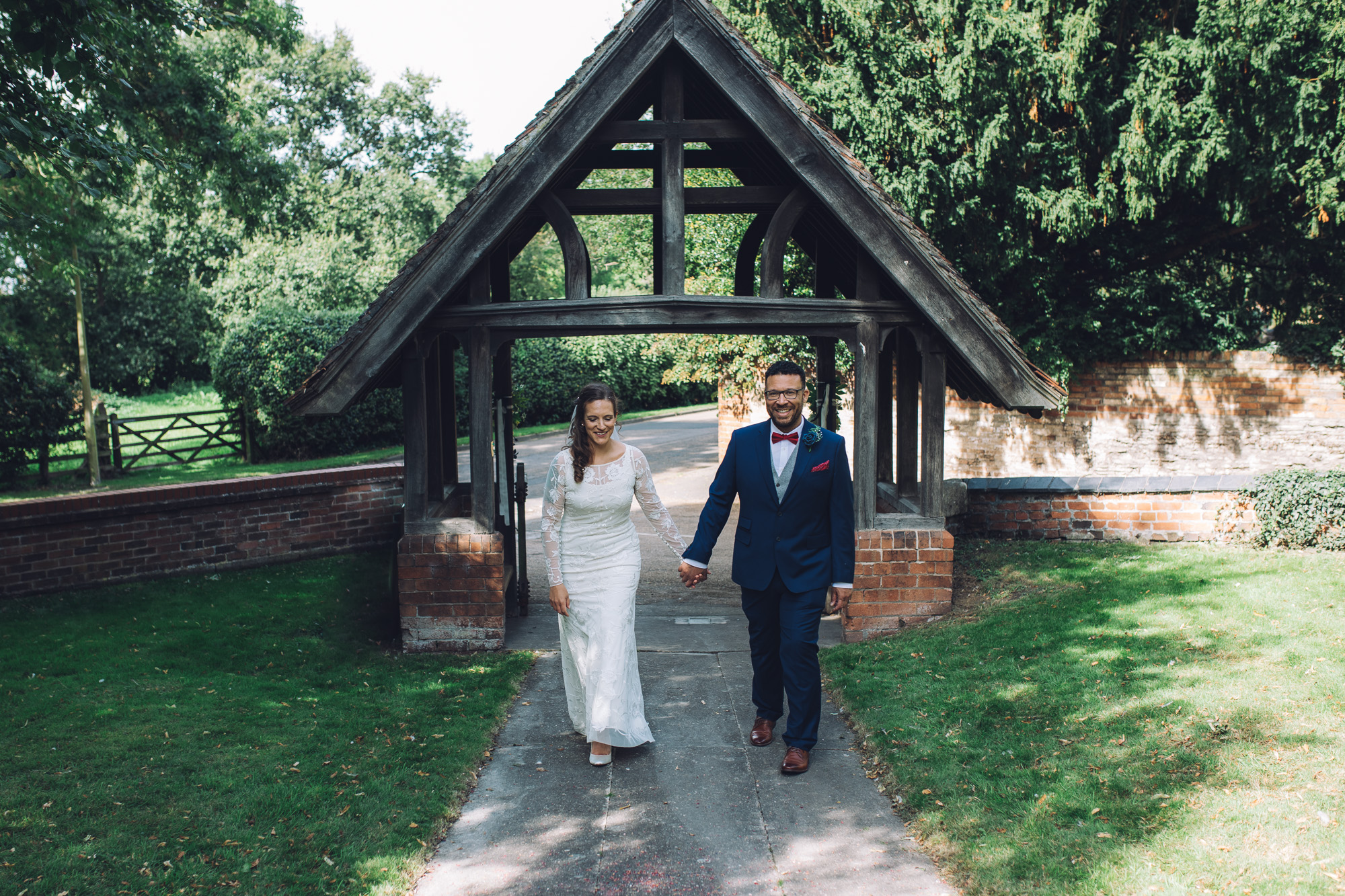 Jess & Alvin Nottinghamshire Wedding Sneak Peek