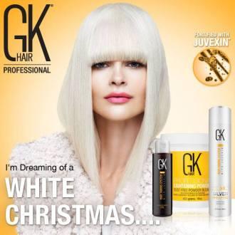 GK hair global campaign hair by me
