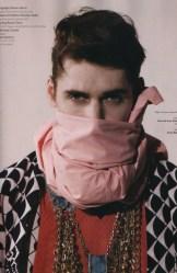 Isaac Carew for Drama Magazine