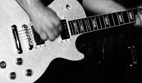 Sparkly Guitar