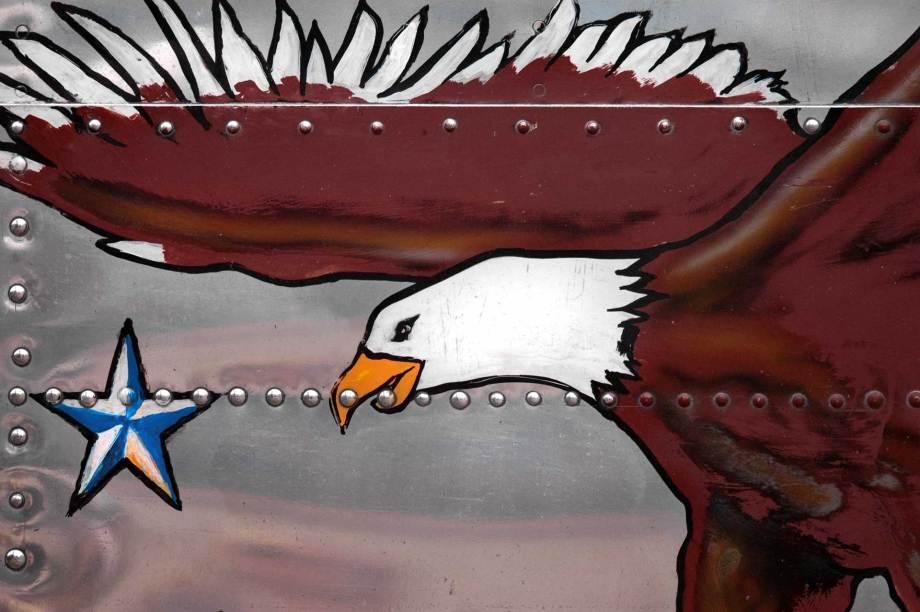 Riveted Eagle