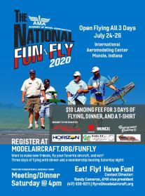 National Fun Fly Ad July