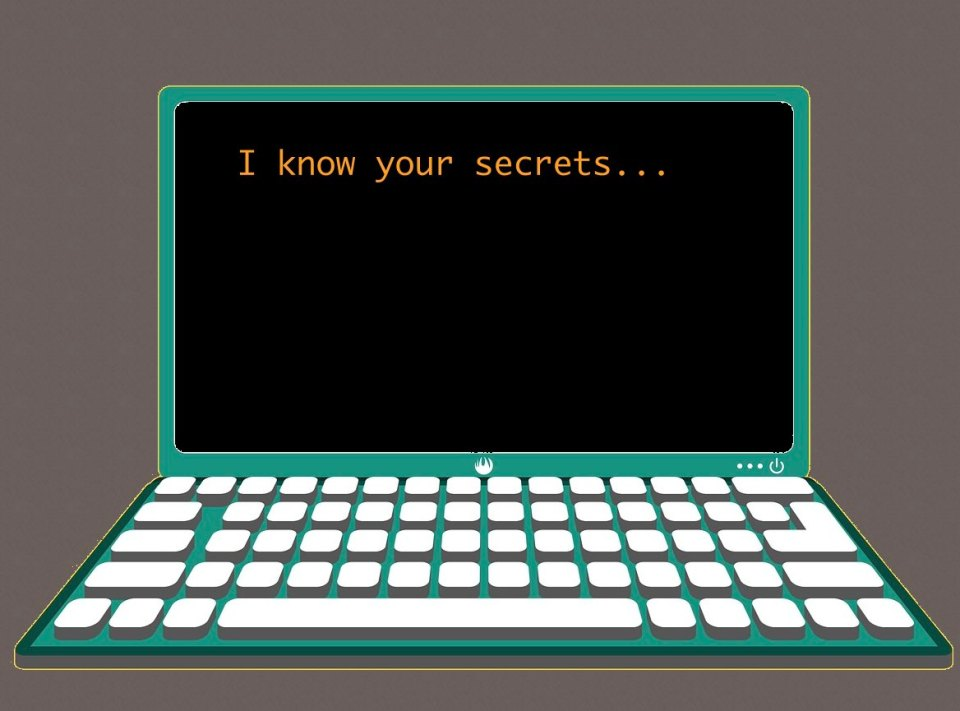 writer's Block can be cured with secrets.