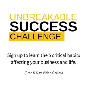 UNBREAKABLE SUCCESS CHALLENGE - FREE