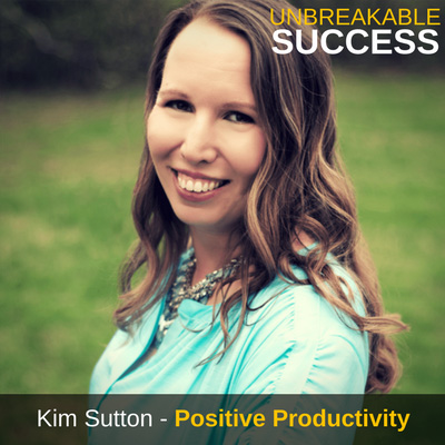 Kim Sutton, Business Coach - Increase Your Income and Impact with Positive Productivity.