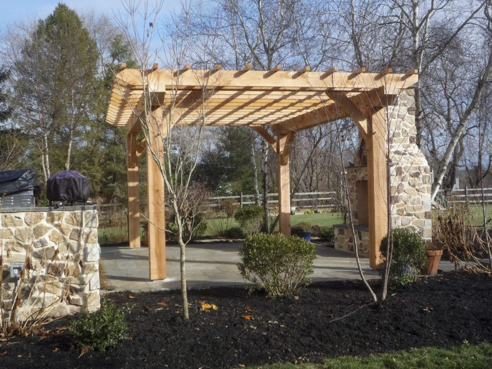 https aaronkingllc com project outdoor timber frame structures
