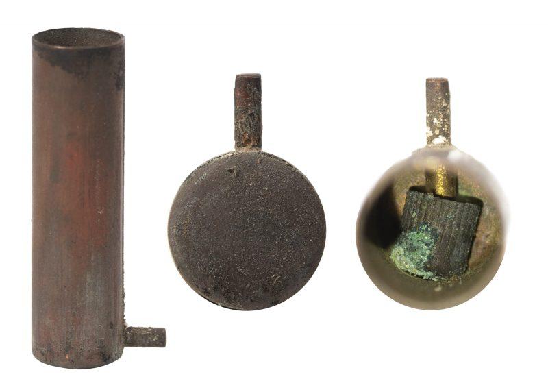 William Tibbals Patent Model Pinfire Cartridge