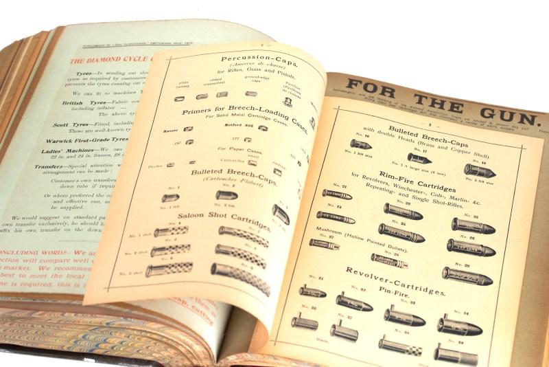 RWS Catalog in The Ironmonger