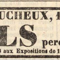 Lefaucheux - August 11, 1839 - Journal Des Débats