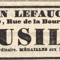Lefaucheux - August 4, 1839 - Journal Des Débats