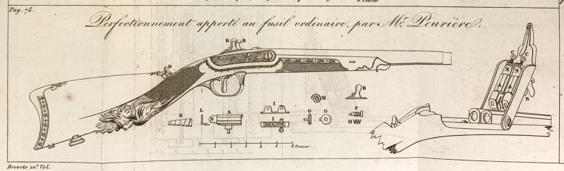 Peurière Patent Drawing