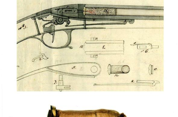 Jean Samuel Pauly, Henri Roux, and Successors - their inventions from 1812 to 1882 - New Light on the Forerunners of Modern Fire Arms Ammunition