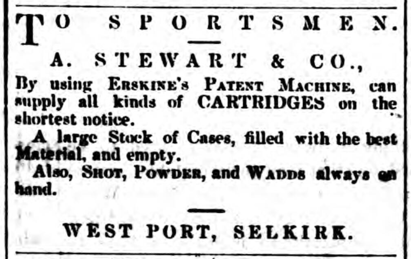 Southern Reporter - Thursday 27 August 1874
