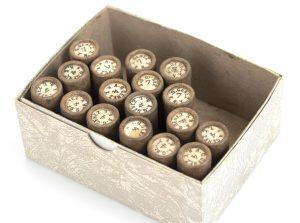 August G. Genez Pinfire Cartridges