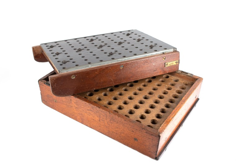 Erskine's Patent Cartridge Filler
