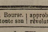 Lefaucheux - August 12, 1836 - Journal Des Débats