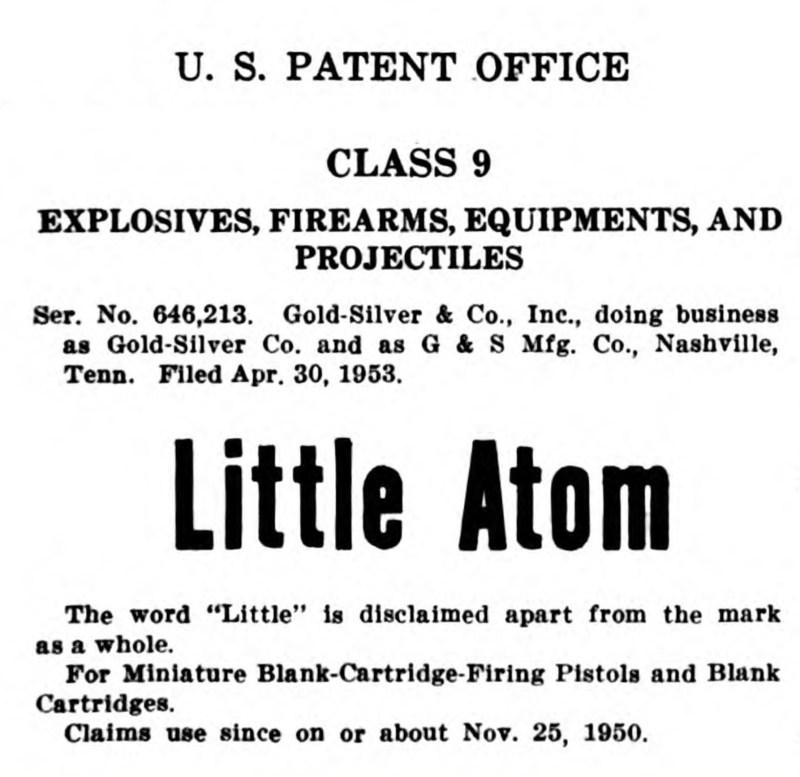 Little Atom trademark