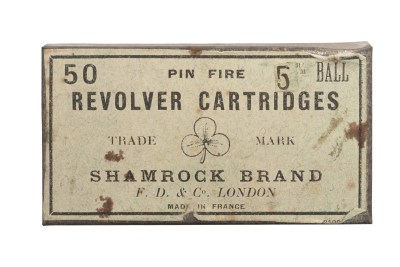 5mm pinfire box