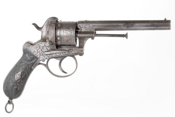 Auguste Francotte 12mm Pinfire