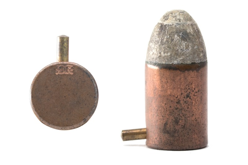 SFM-produced pinfire cartridges for Norway