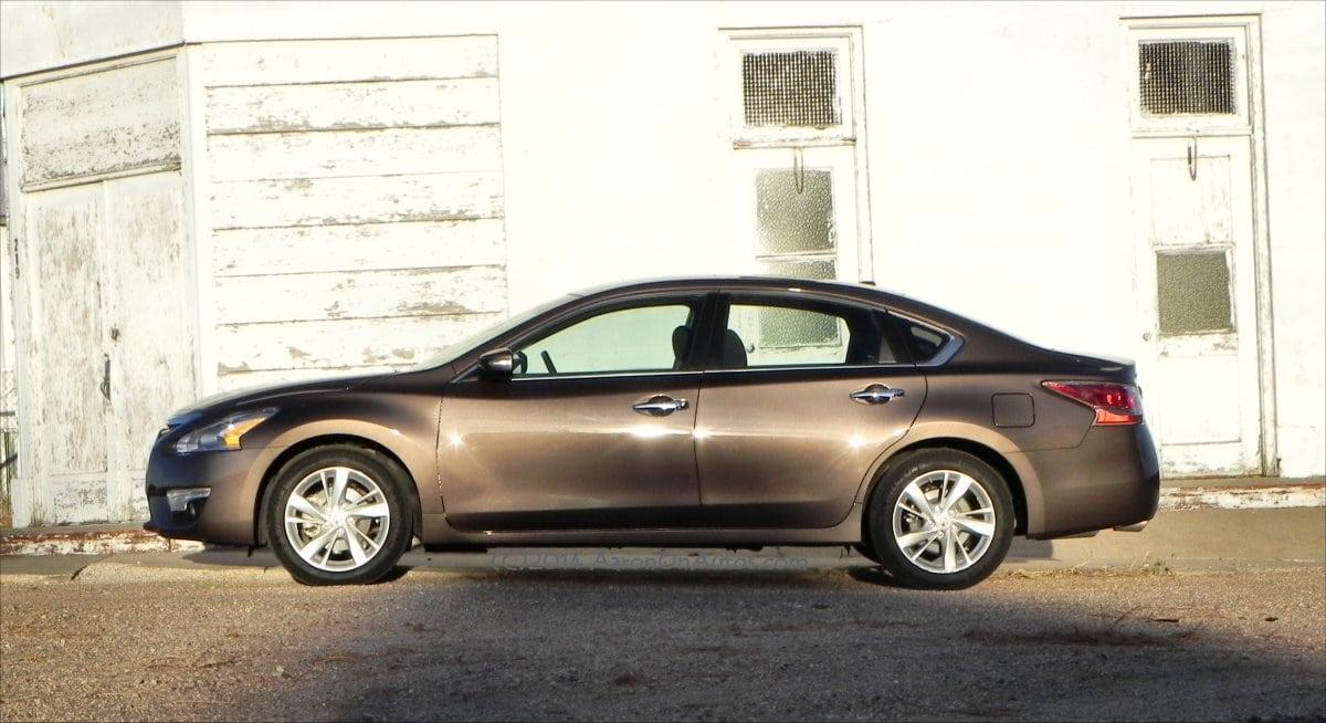 2014 Nissan Altima Interior Review Aaron On Autos