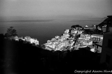 Riomaggiore in the morning - Svema 64