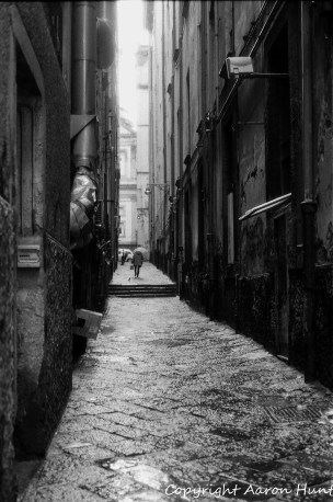 Never Alone in Naples