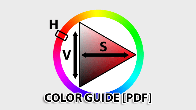 Corel Painter Color Guide