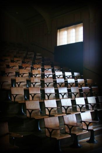 Einstein's classroom