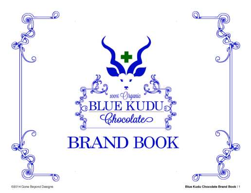 Blue Kudu Brand Book