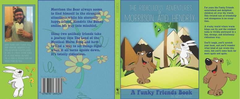 Original Illustrations and Book Cover Design