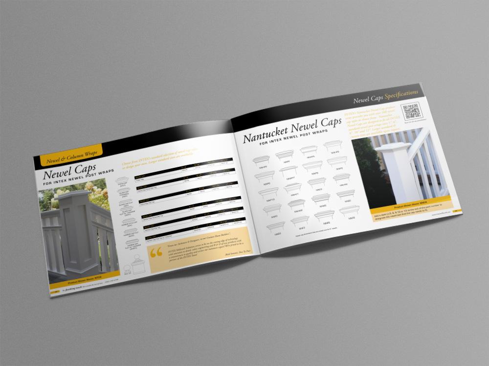 Intex 2017 Catalog –Newel Caps