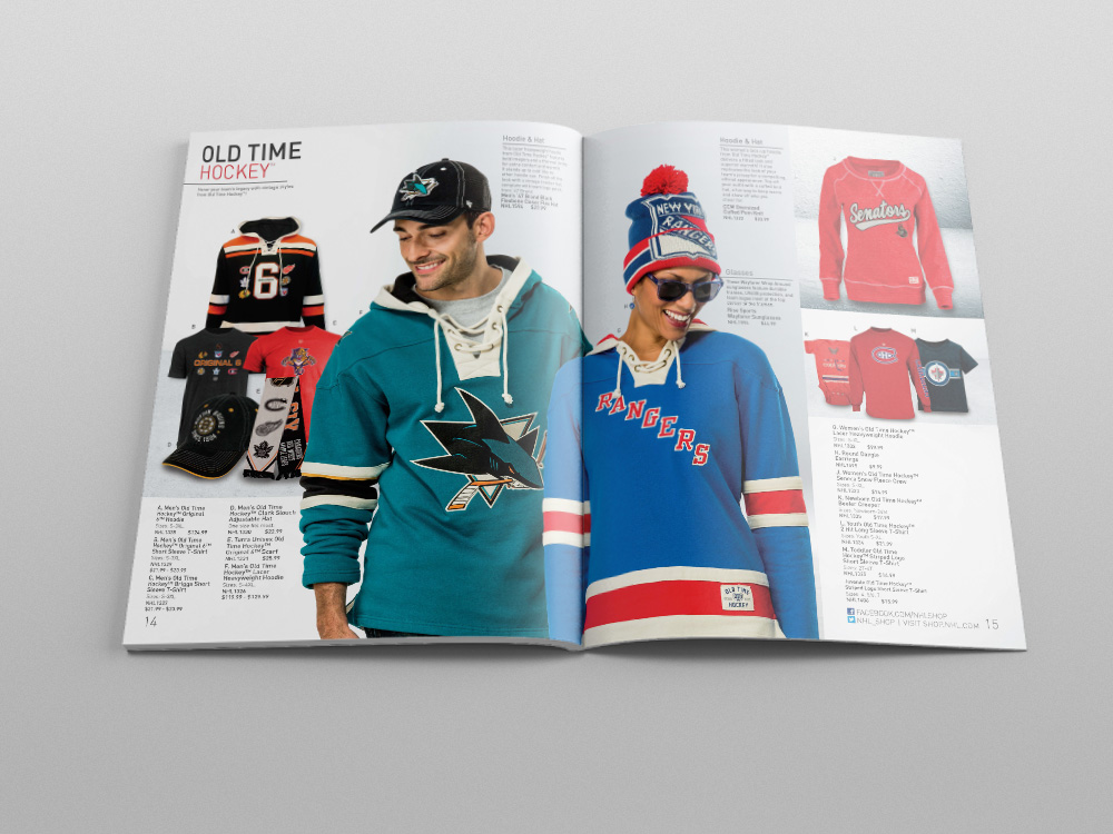 Shop.NHL.com November 2015 Catalog – Page 14/15