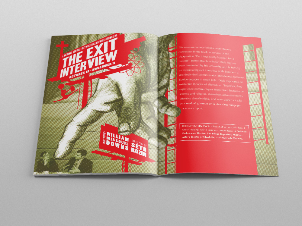 InterAct 2012/2013 Brochure – The Exit Interview