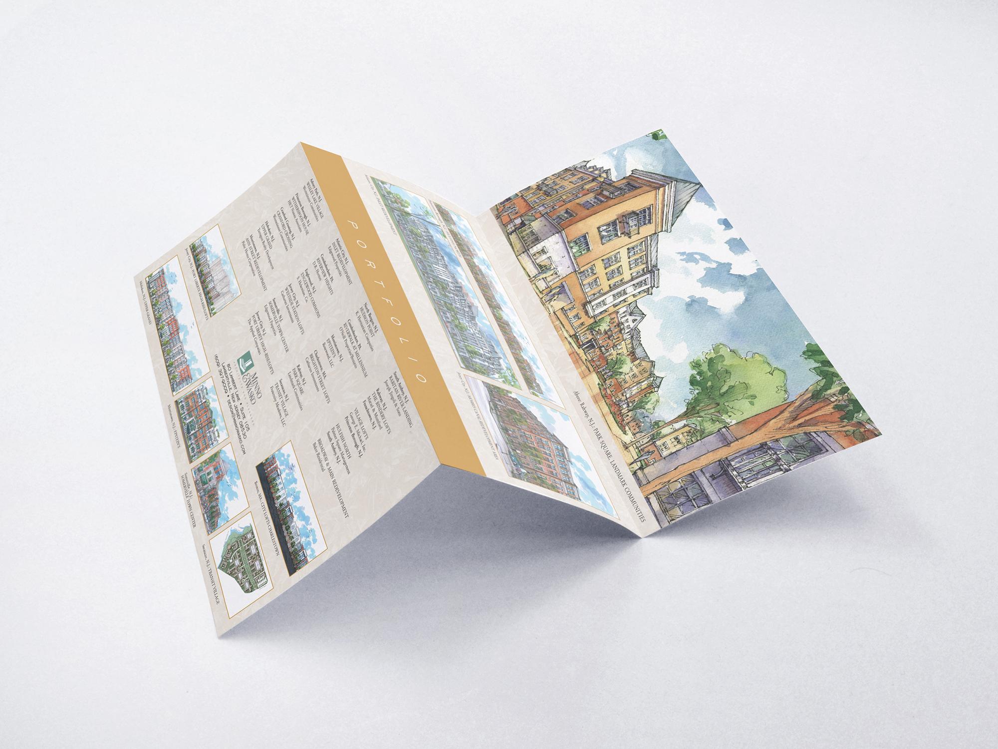 Minow & Wasko Brochure – Back
