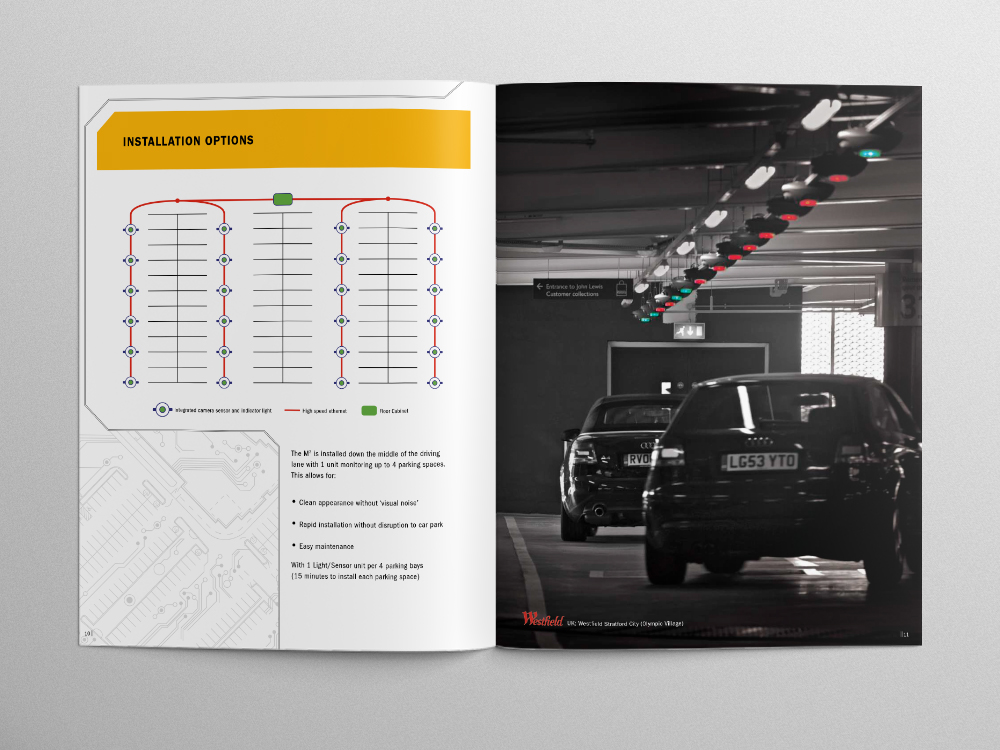 Park Assist Brochure – Pages 10/11