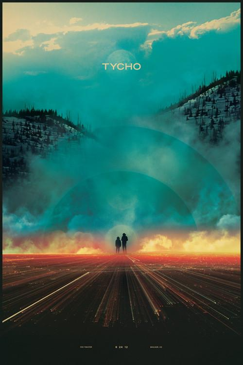 ISO50-Tycho Poster – Boulder