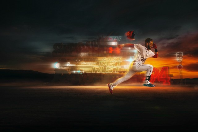 Under Armour x Bryce Harper – Running