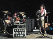 Mason Powell and Aaron Traffas